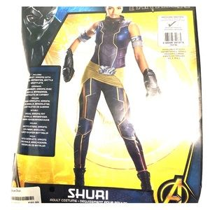 Black Panther woman costume